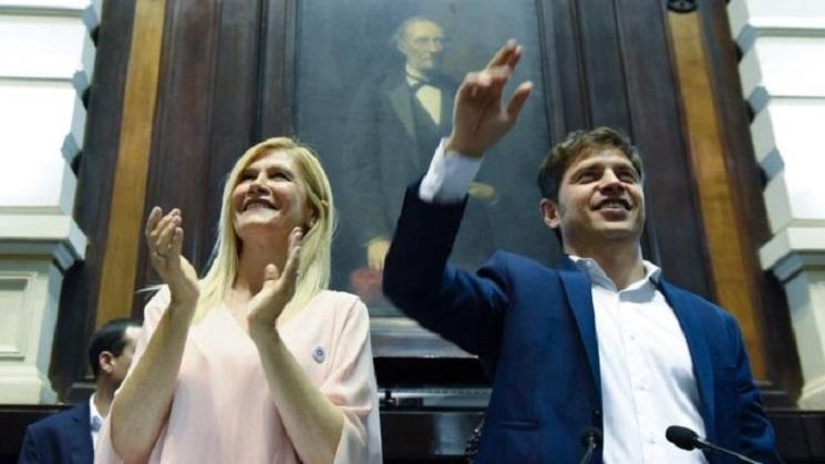 VIVO: Axel Kicillof inaugura el período de sesiones ordinarias en la Legislatura bonaerense