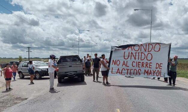 Lácteos Mayol: qué dicen las dos campanas sobre el conflicto que moviliza a Udaondo