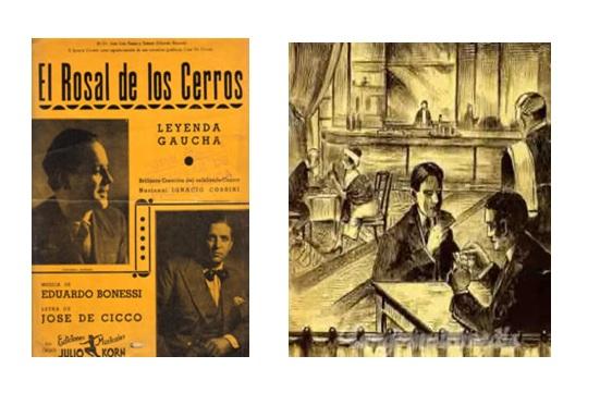 El Tangazo del Fin de Semana: Nace en Lobos el autor, José Francisco de Cicco