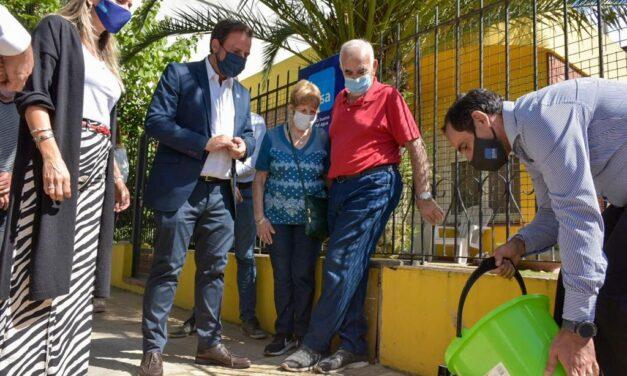 Escobar: Aysa inauguró dos redes cloacales que beneficiará a más de 15 mil vecinos