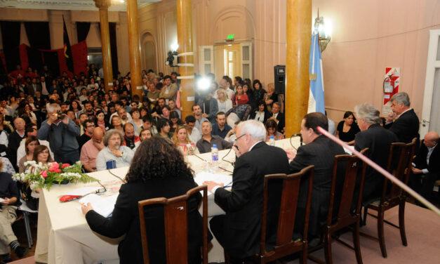 En plena segunda ola, la UNICEN planea una Asamblea Universitaria con más de 200 personas para renovar sus autoridades