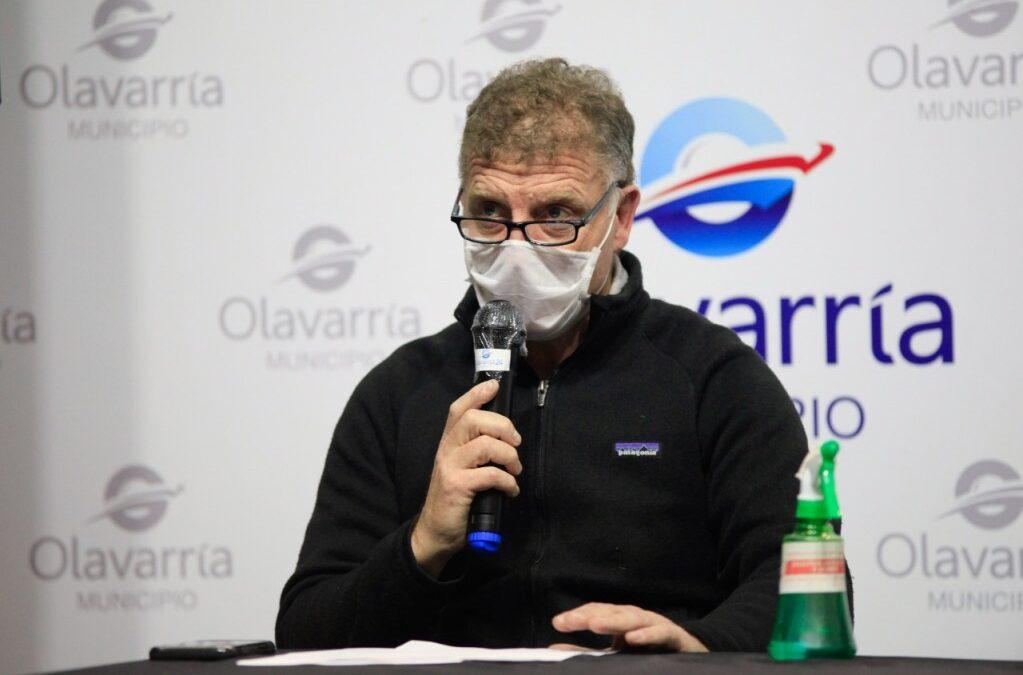 """Olavarría negó que su hospital esté colapsado: """"No hemos tenido que elegir entre la vida de un paciente u otro"""""""