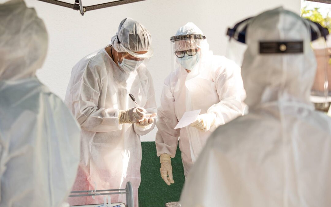 Alarma en Olavarría: analizaron 20 casos de Covid y en 14 detectaron las variantes del Reino Unido y Manaos