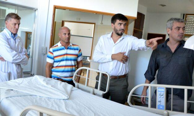 """Olavarría: advierten que el hospital """"está en fase de colapso"""" y que """"ya se está haciendo una selección de pacientes"""""""