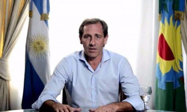 """Garro publicó un decreto para """"limitar la circulación nocturna"""" en La Plata"""