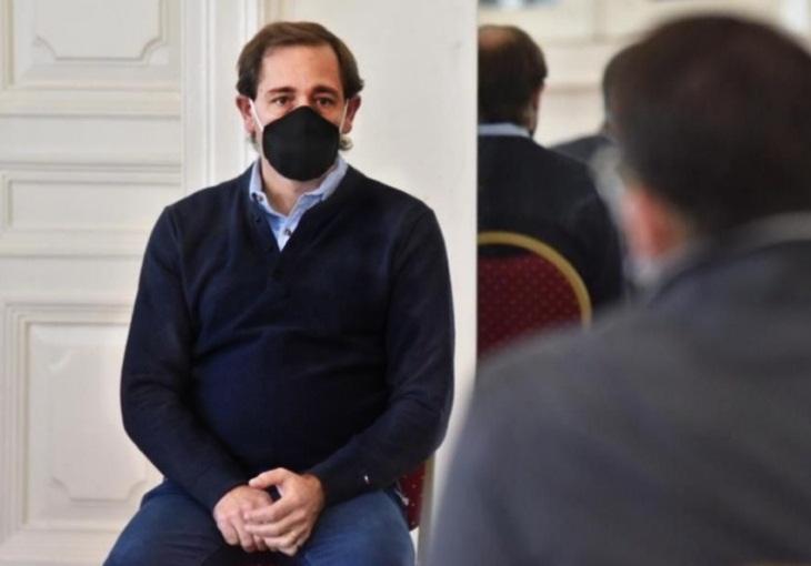 """Garro convocó al comité de crisis y Saintout expresó """"estamos a disposición pero no para la foto"""""""