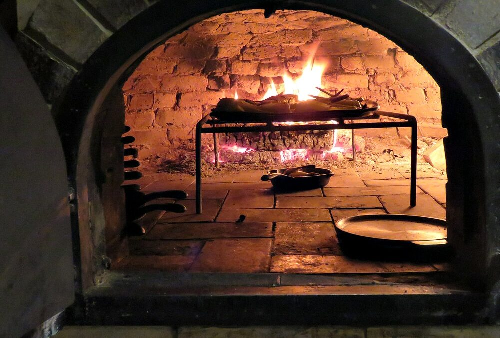 Con un curso abierto y online, el INTA enseña a construir un horno de barro con un tambor de 200 litros