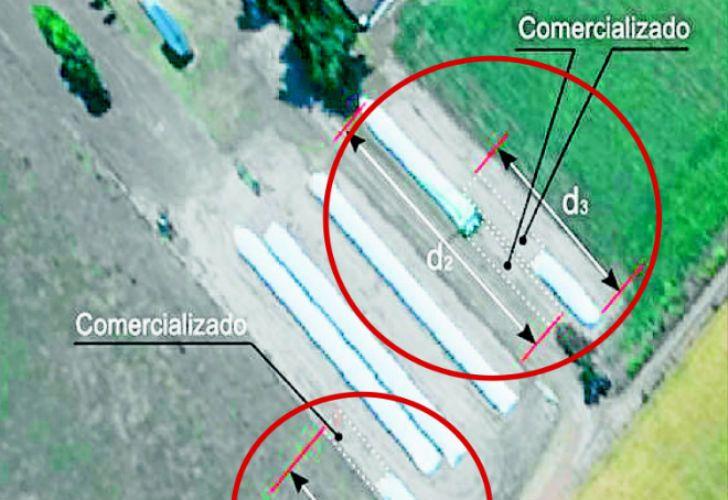En base a imágenes satelitales, ARBA acusó de evasión fiscal a 10 mil productores rurales