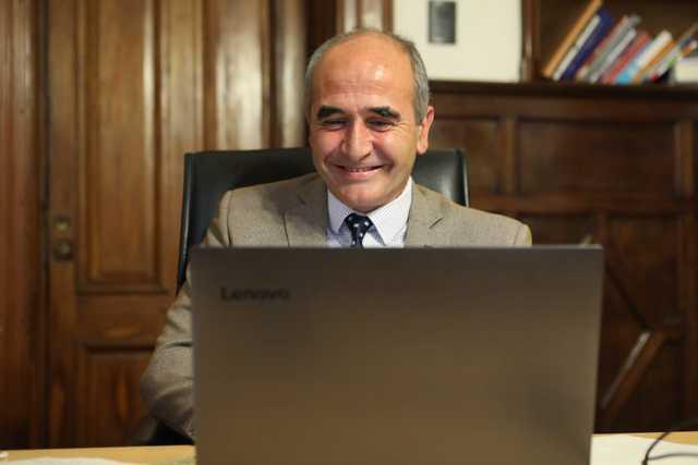 """Martín López Armengol el candidato de """"Todos"""" para presidir la UNLP"""