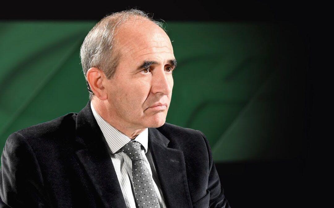 """López Armengol, vicepresidente de la UNLP: """"Hubiera sido una catástrofe educativa no optar por la virtualidad"""""""