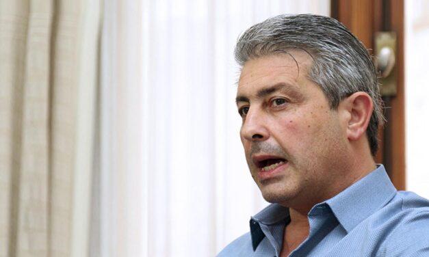 """""""El nivel de la vacunación en nuestra ciudad es muy bajo"""", aseguró Javier Martínez de Pergamino"""