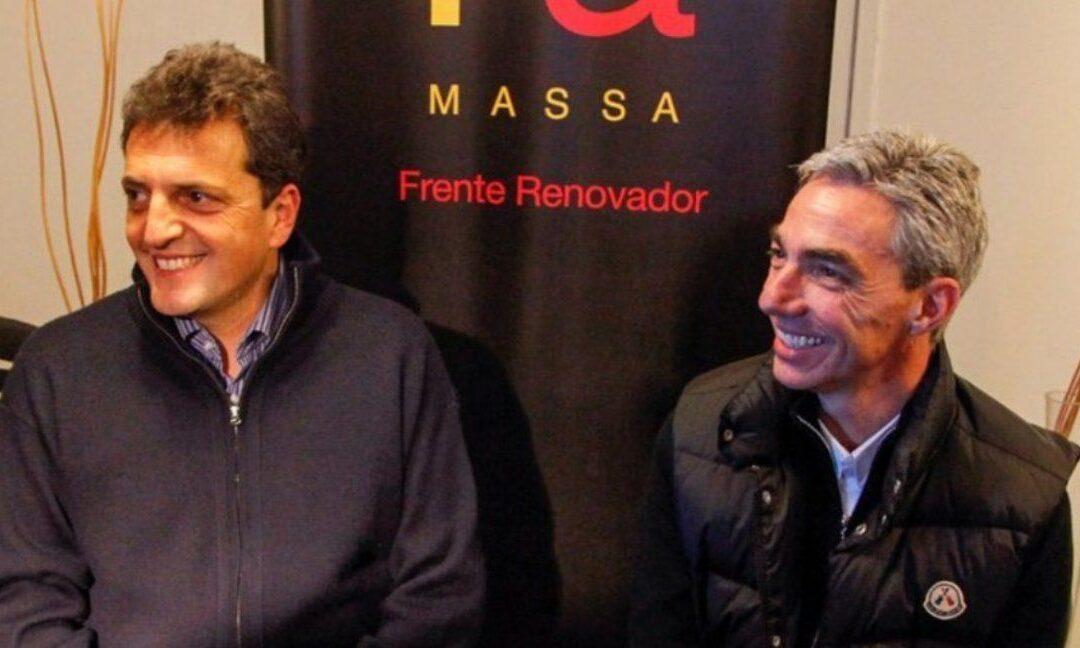 La conmovedora y emotiva carta de despedida de Sergio Massa a Mario Meoni