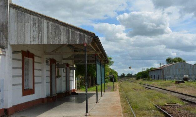 Trenes Argentinos cedió tierras ferroviarias a una comunidad Mapuche de Bragado