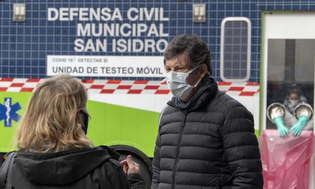 """""""La situación es grave, ahora no hay lugar para la opinión"""", advirtió Gustavo Posse"""