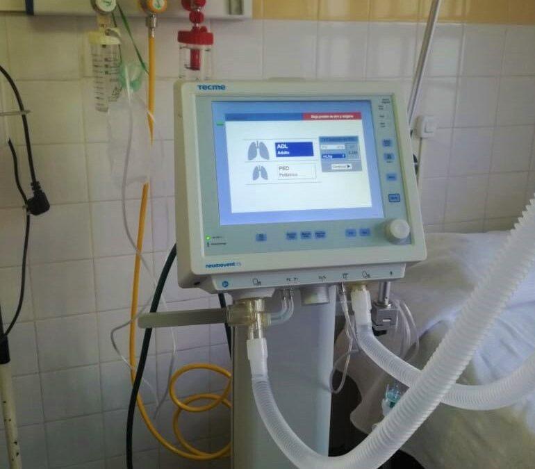 En Mar Chiquita se robaron un respirador del hospital municipal