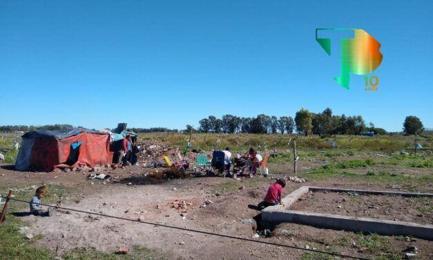 """Provincia intercede en Olavarría ante una toma de tierras: """"Se está cumpliendo el protocolo de la Suprema Corte de Justicia"""""""