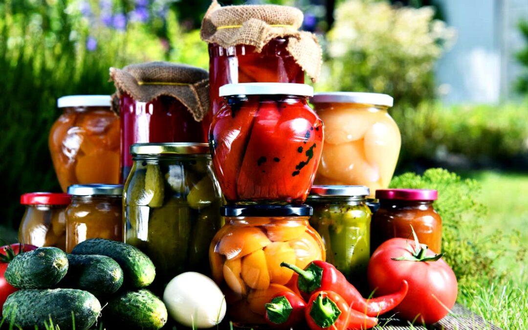 El INTA ofrece un nuevo curso gratuito y online sobre elaboración de conservas y alimentos deshidratados
