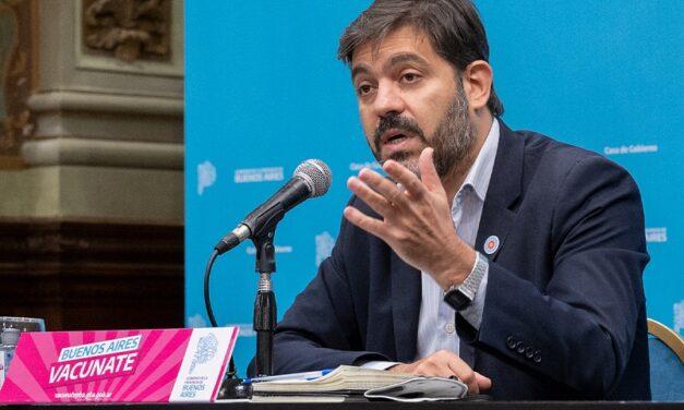 """Bianco sobre el fallo de la Corte: """"Es reprochable que se judicialicen las decisiones sanitarias"""""""