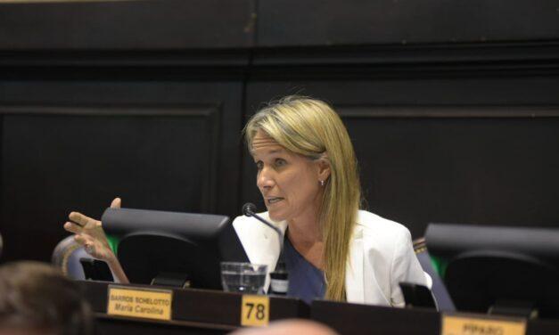 Diputada de JxC pide adelantar la designación de las autoridades de mesas para vacunarlas