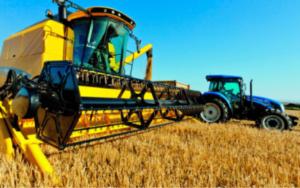 Explotaron las ventas de maquinarias agrícolas en 2021