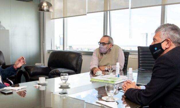 Concertación Forja brindó su apoyo a Pablo Micheli de cara a las legislativas 2021
