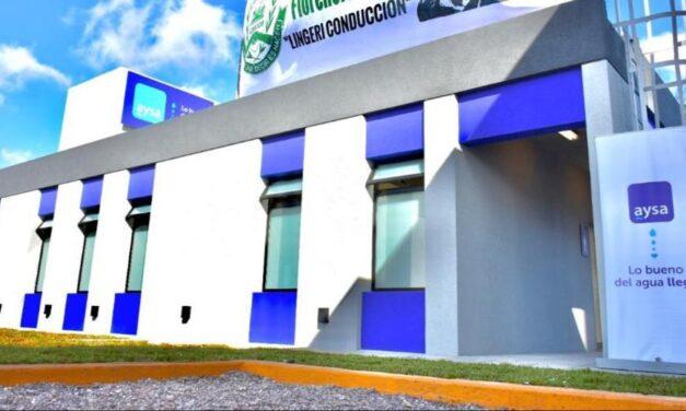 """Inauguraron las nuevas instalaciones del centro de operaciones del """"Rebombero"""" en el Cruce de F. Varela"""