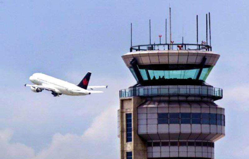 Vuelos internacionales podrían ser afectados por reclamos salariales de trabajadores aeroportuarios