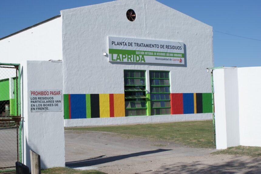 """Laprida, la ciudad más limpia del país, hará la primera """"Fiesta Provincial del Reciclaje"""""""