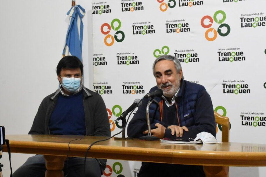 """Trenque Lauquen: Fernández reasumió luego del infarto y dijo que no quiere ser un """"caudillo muerto"""""""