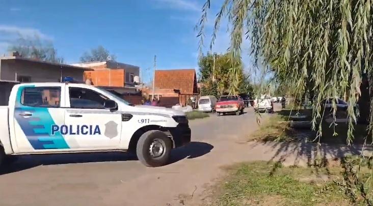 La Plata: un policía mató a su novia, a una mujer trans y luego se disparó en la cabeza