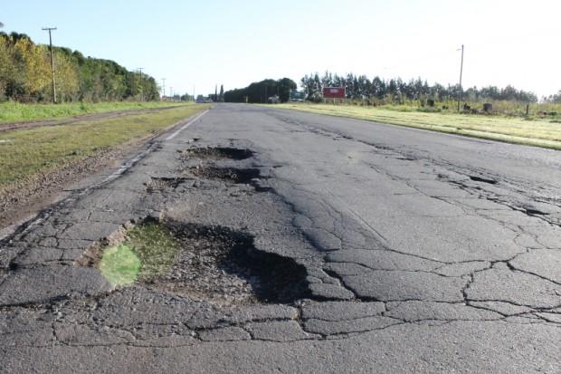 """Provincia licitó la repavimentación de la Ruta 191: """"Es un día histórico"""", aseguró el intendente de San Pedro"""