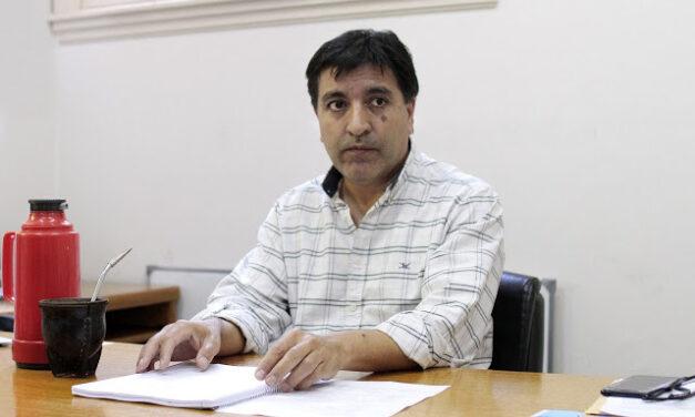 """Walter Gómez: """"El número de casos confirmados en Almirante Brown aún es alto, como en todo el AMBA"""""""