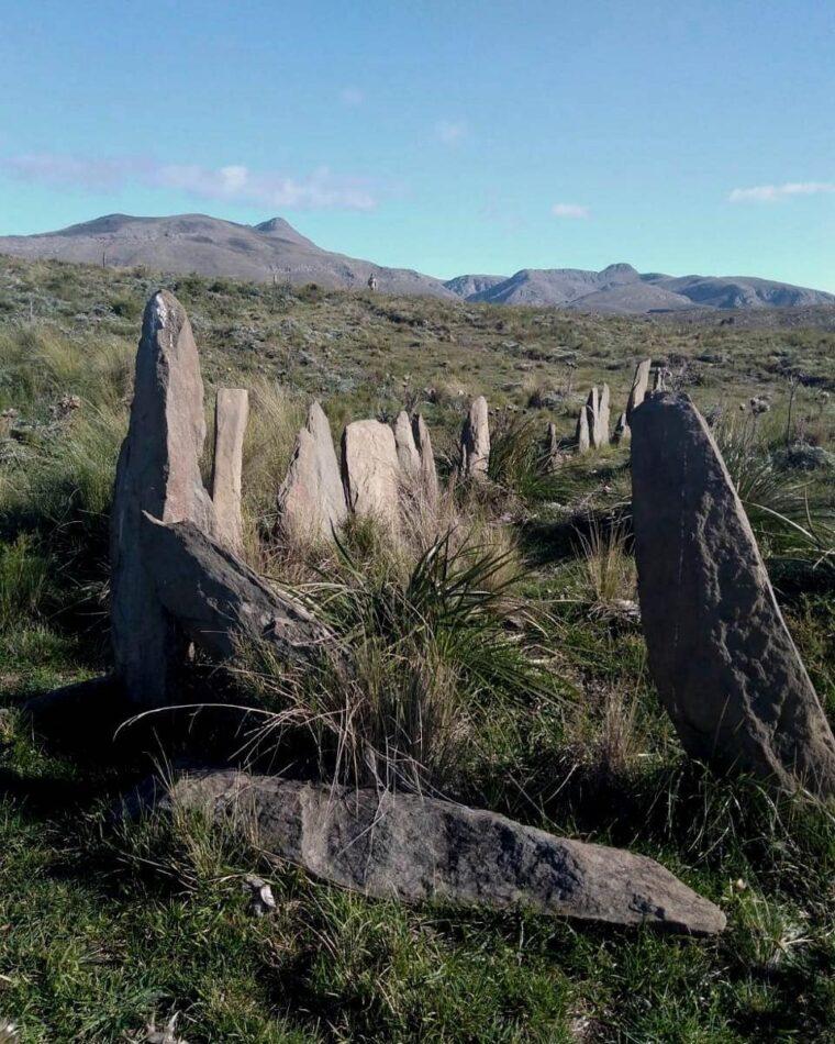 La Reserva Natural Sierras Grandes se encuentra en el partido de Tornquist