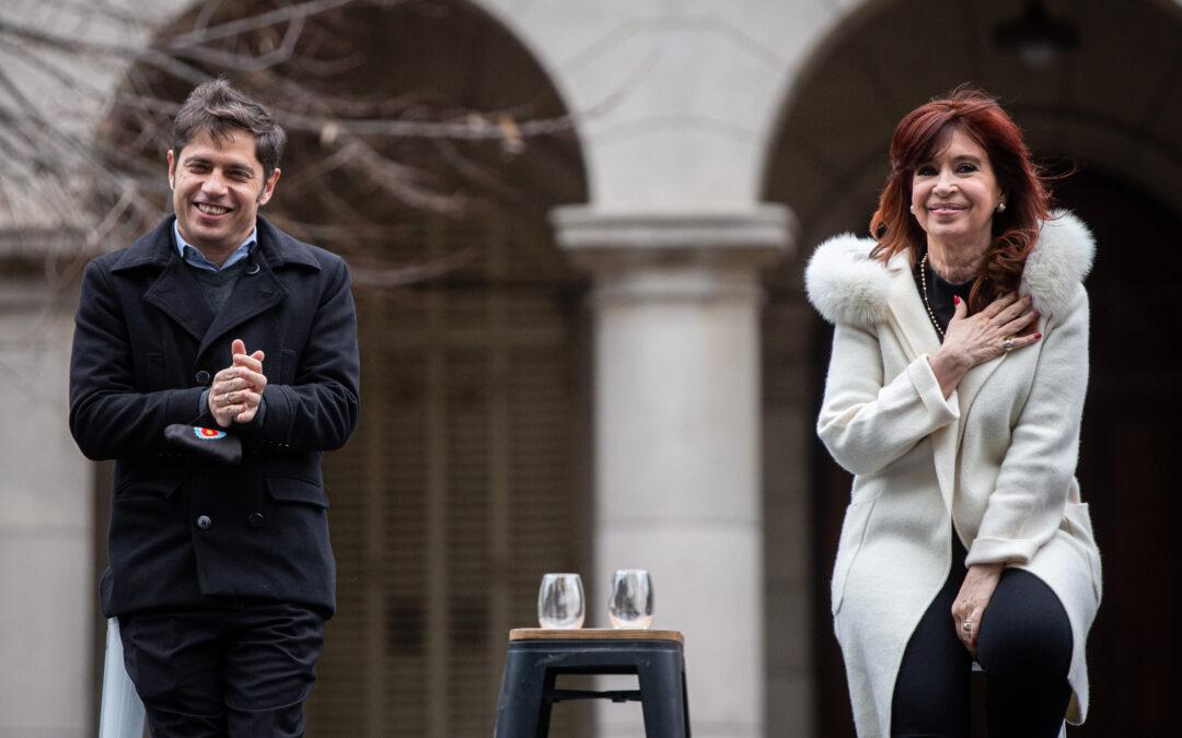 """Cristina Kirchner y Kicillof inuguraron un nuevo edificio del Hospital de Niños de La Plata: """"Volveremos a ser felices"""""""