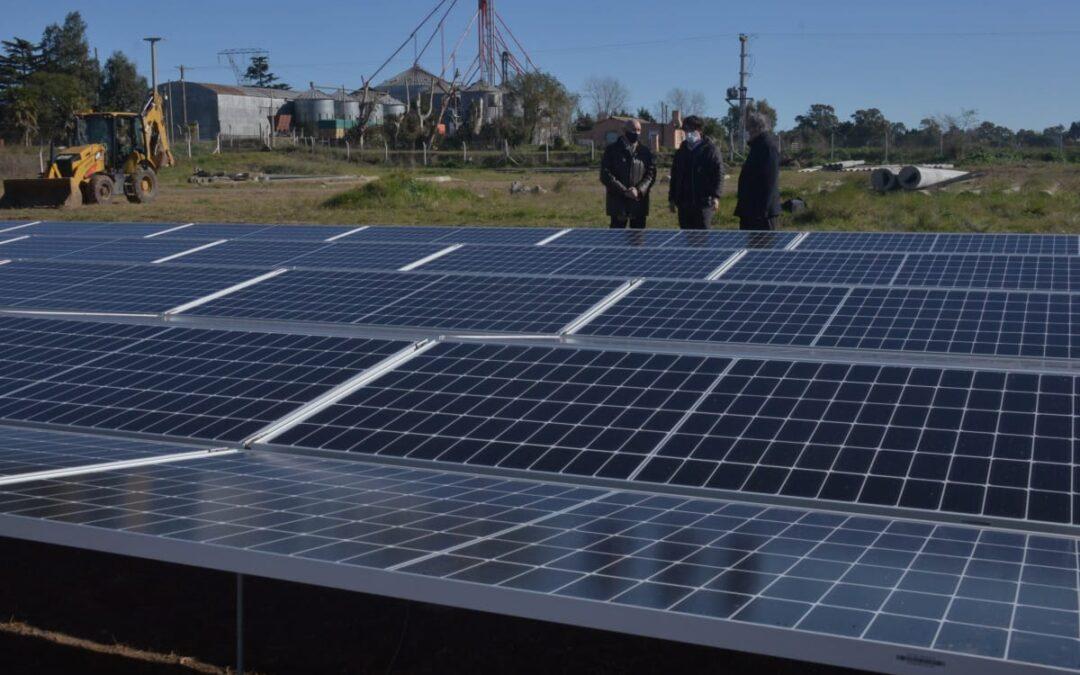 Único en el país: Tandil inauguró un parque solar asociativo que dará energía gratis por 10 años a los vecinos que invirtieron