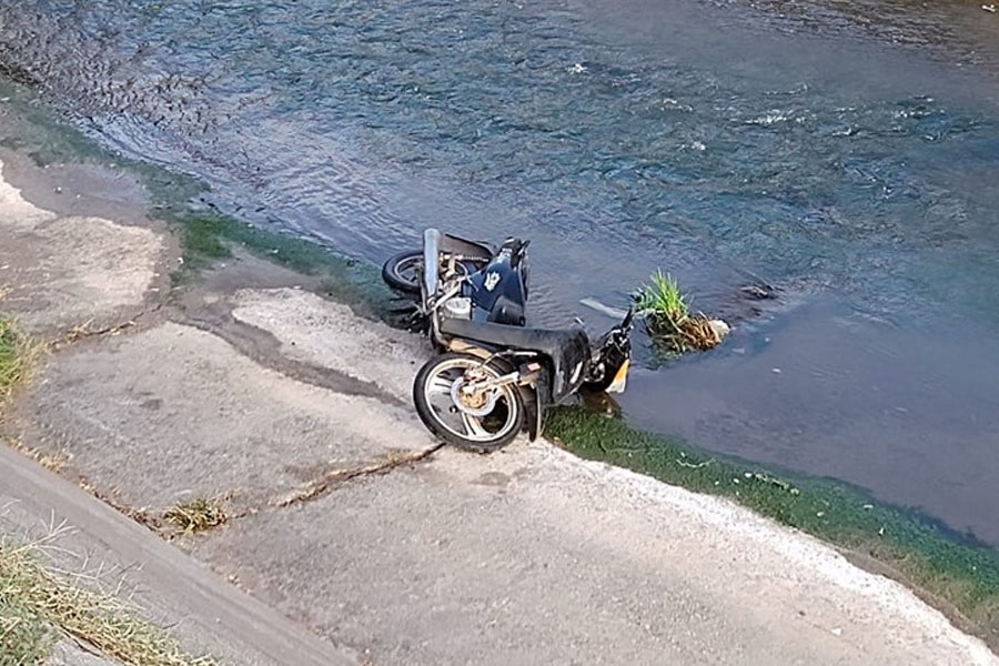 Encontraron a una persona muerta en el canal Maldonado de Bahía Blanca