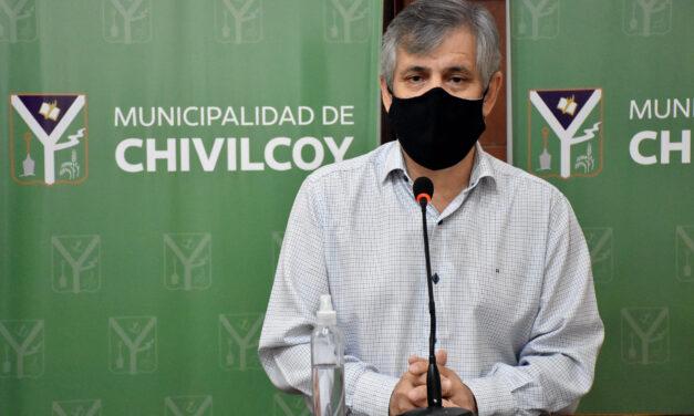 """Britos estalló contra Provincia porque Chivilcoy sigue en Fase 2: """"Es totalmente injusto"""""""