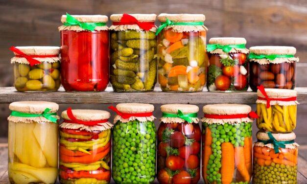La UNLP dará cursos virtuales y gratuitos sobre elaboración de conservas y aprovechamiento de vegetales