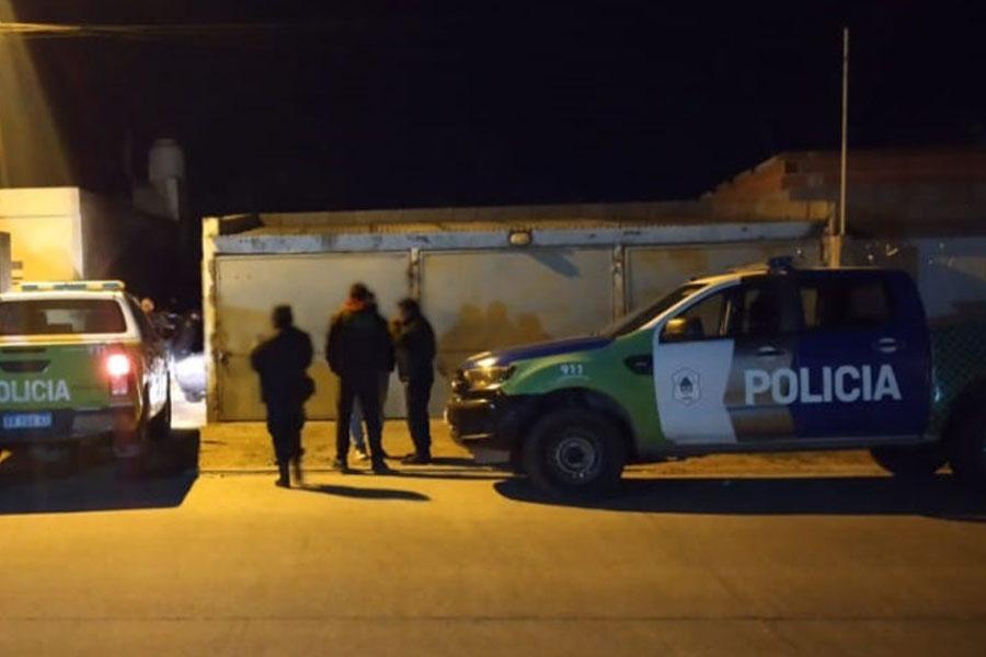 """Histórico secuestro de droga en Olavarría es catalogado como """"el más importante"""""""