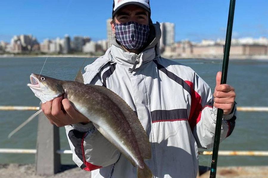 El intendente de Miramar pidió que Provincia habilite la pesca en Fase 2