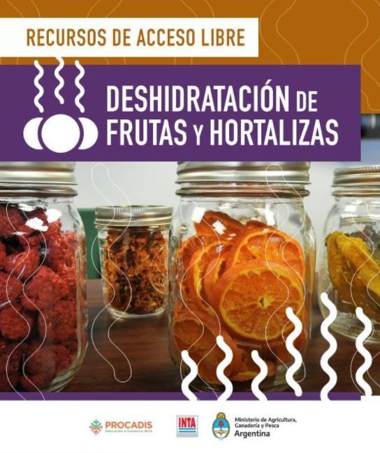 recursodel inta sobre deshidratación de frutas y hortalizas