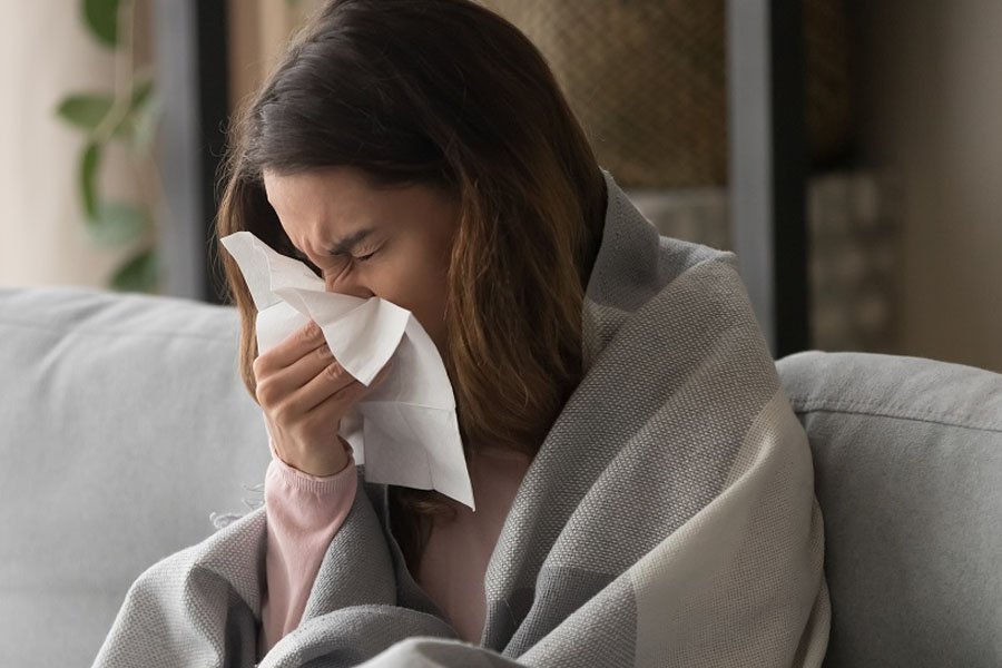 Renitis, resfrío o COVID-19: cómo poder diferenciar los síntomas