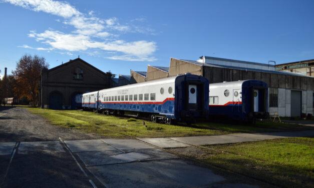 Transporte anunció la recuperación de los Talleres Ferroviarios de Junín