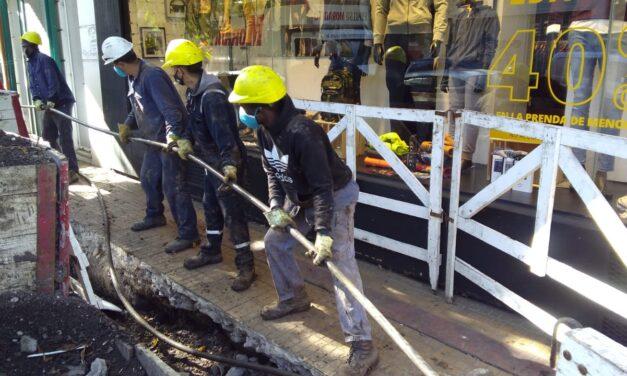 Edelap amplió red troncal que abastece de energía eléctrica al centro de La Plata