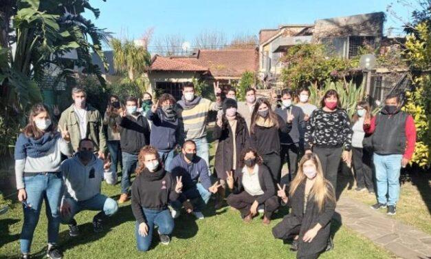 La agrupación de la hermana de Cristina Kirchner hizo público el apoyo a Pablo Micheli