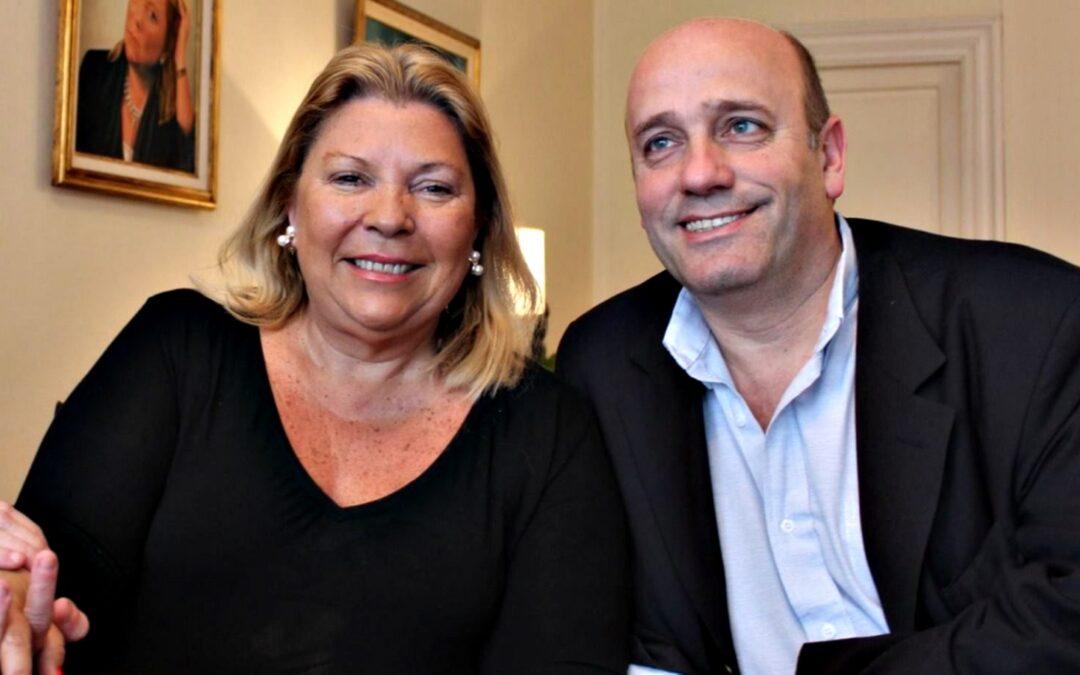 """El senador """"lilito"""" Andrés De Leo dijo que Vidal dejó """"un vacío de liderazgo"""" y apoyó la candidatura de Santilli"""