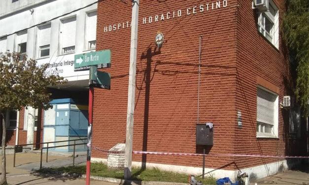 Conmoción en Ensenada: mujer internada por un cuadro de COVID-19 se quitó la vida en el baño del hospital