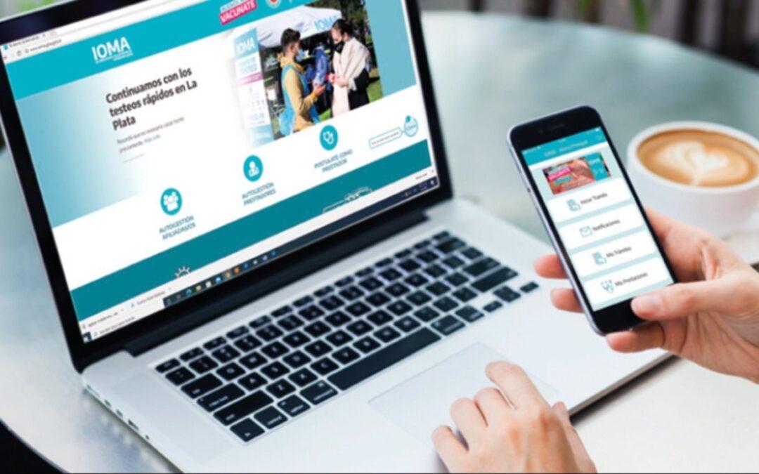 IOMA advierte de una nueva estafa virtual con números de contacto y asistencia falsos