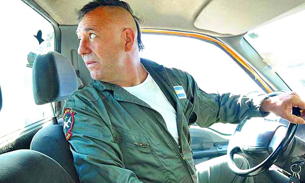 """""""Evitemos el amarillismo periodístico"""", dijo Ricardo Iorio luego de volcar con su camioneta en Sierra de la Ventana"""