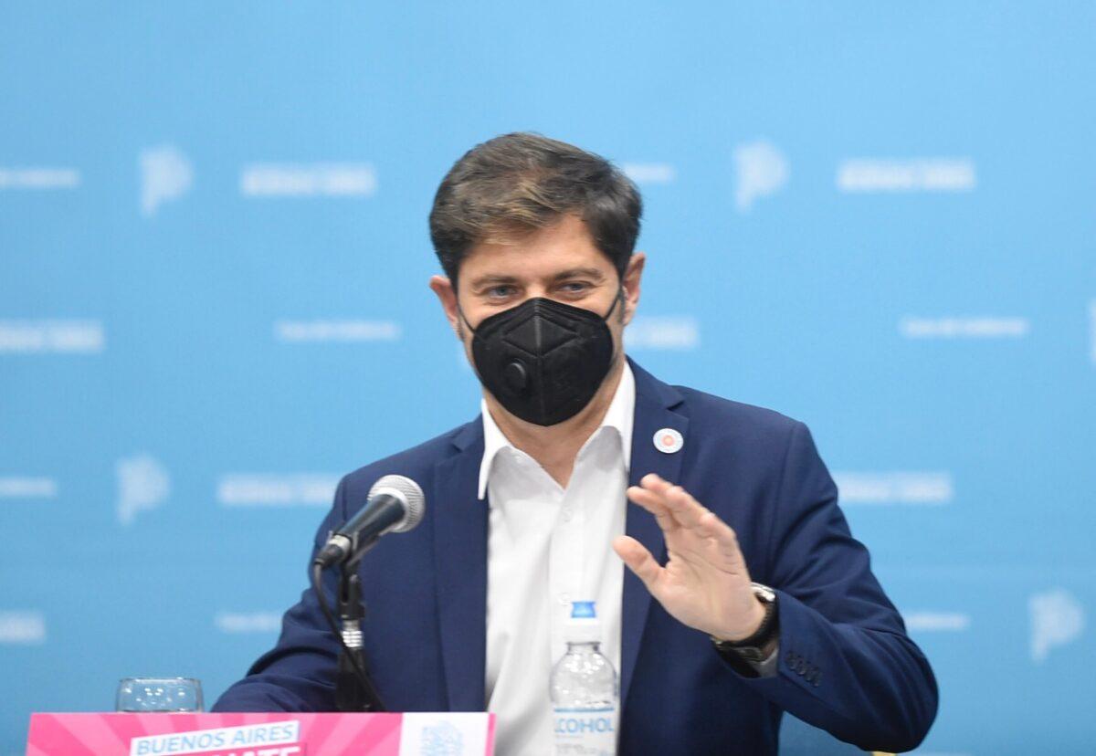 Axel Kicillof lanza el Programa Impulsar Oficios